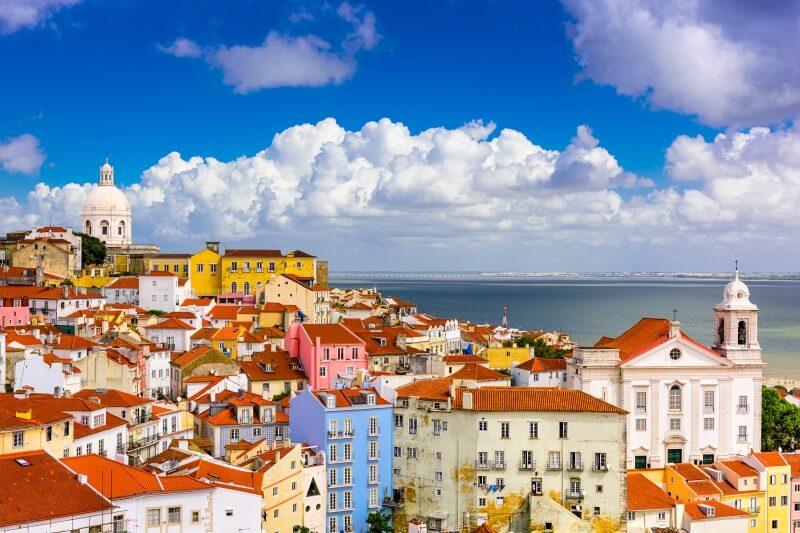 Fly Drive Portugal Lissabon