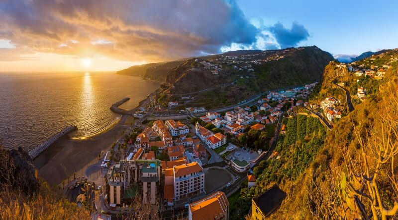 Fly Drive Madeira