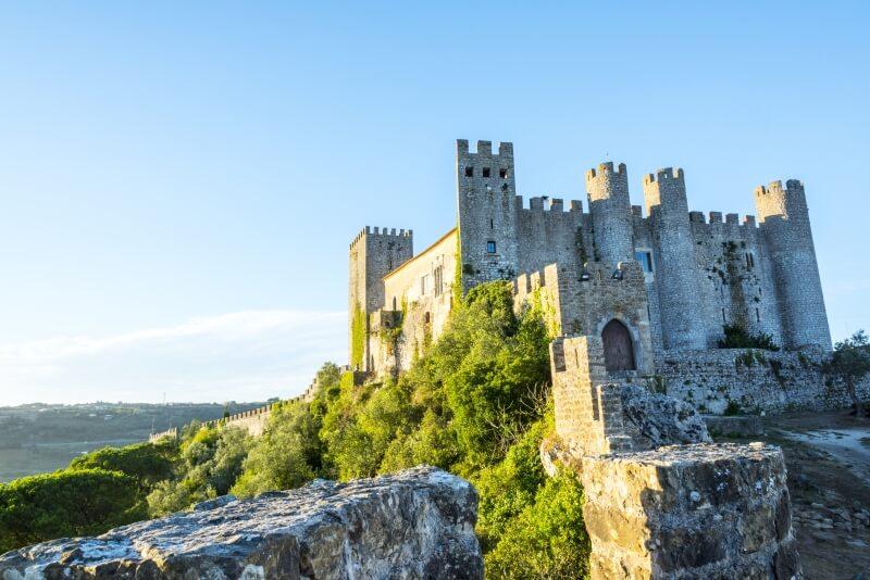 Pousada Obidos kasteel