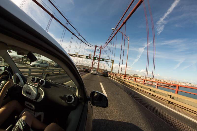 Autorondreis Portugal