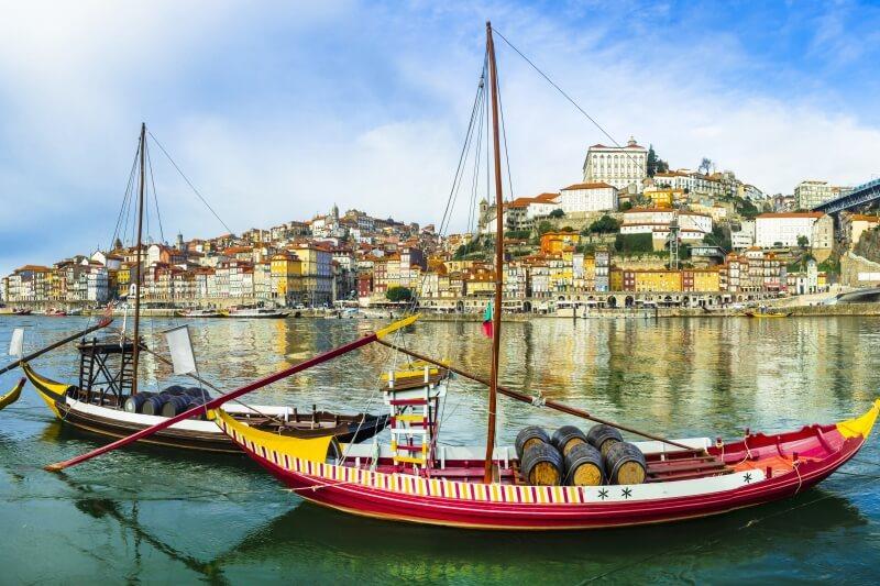 Steden Portugal Porto