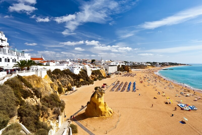 Fly Drive Algarve - Albufeira
