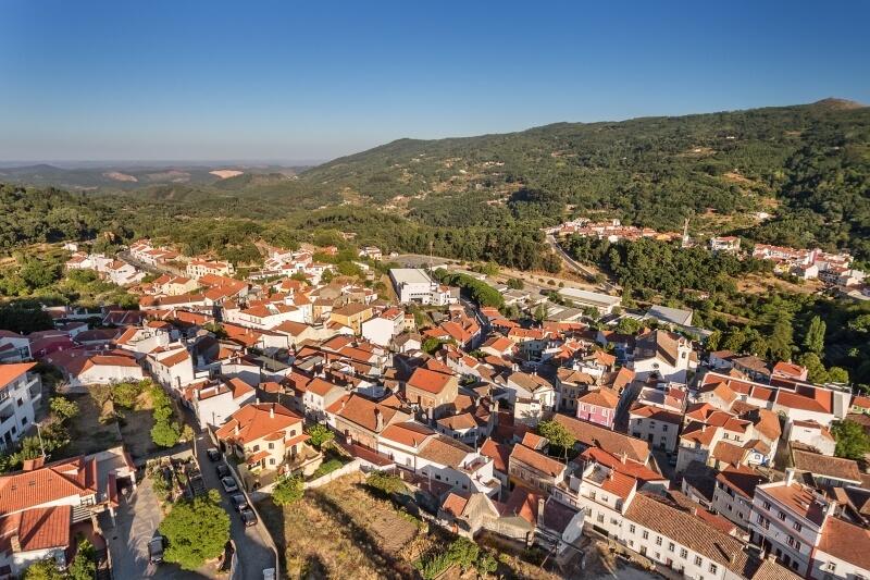Fly Drive Algarve - Monchique