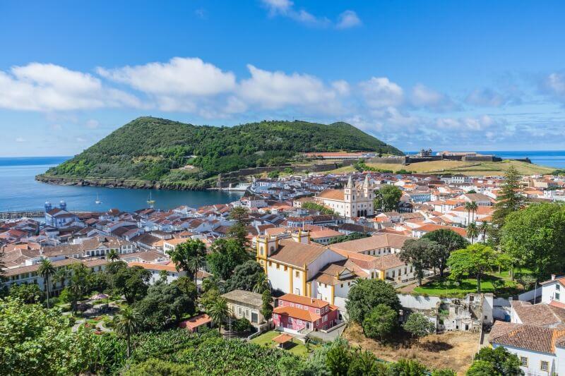 Fly Drive Azoren Terceira
