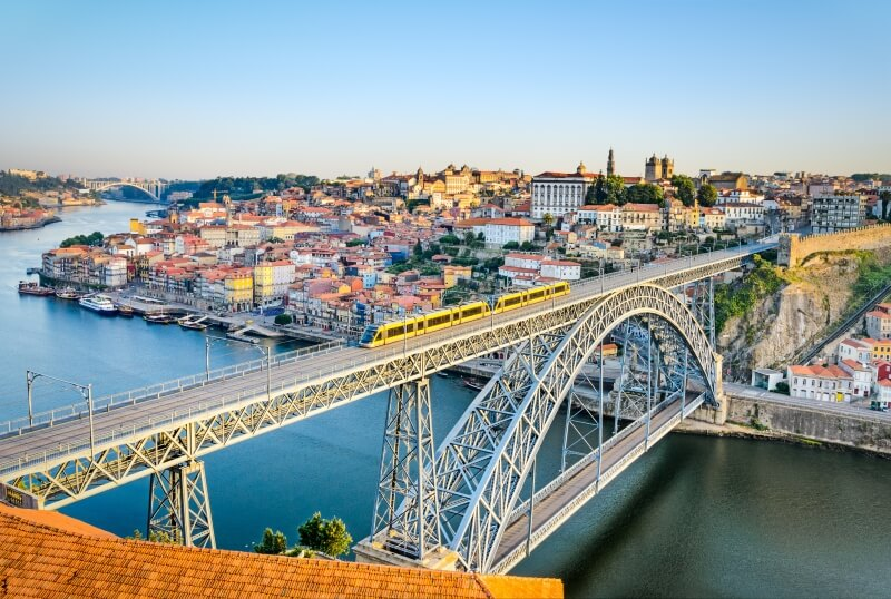 Fly Drive Portugal - Porto