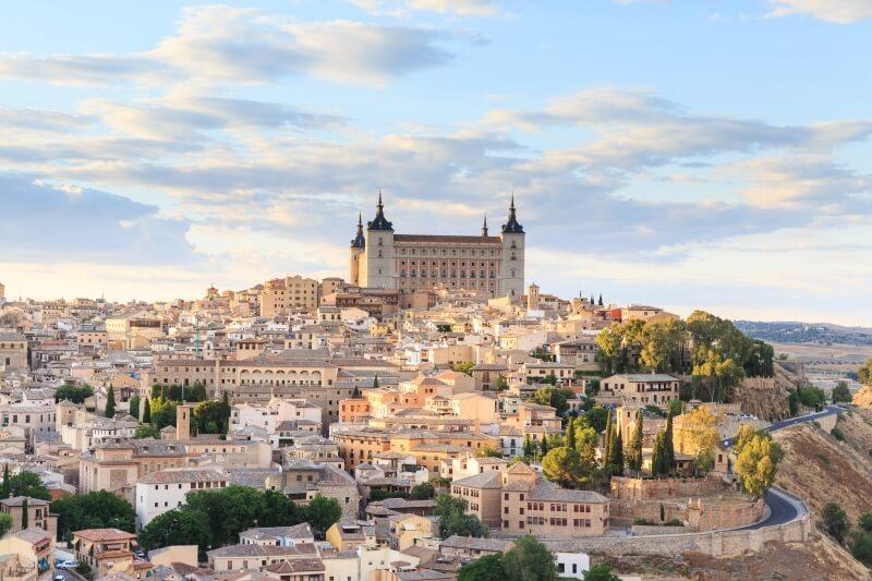 Portugal en Spanje Compleet - Madrid