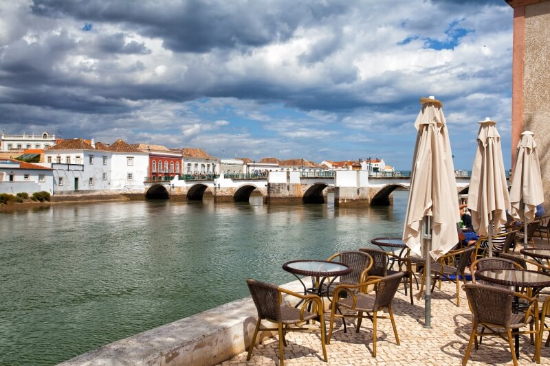 Autorondreis Algarve - Tavira