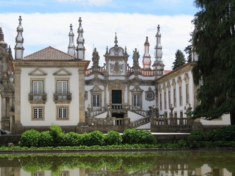 Autorondreis Portugal - Vila Real