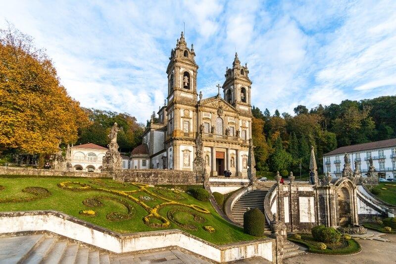 Autorondreis Portugal - Braga