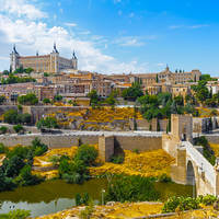 12-daagse fly-drive Tussen Madrid en Lissabon