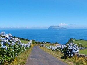 Fly-drive Terceira, Faial, Flores & São Miguel