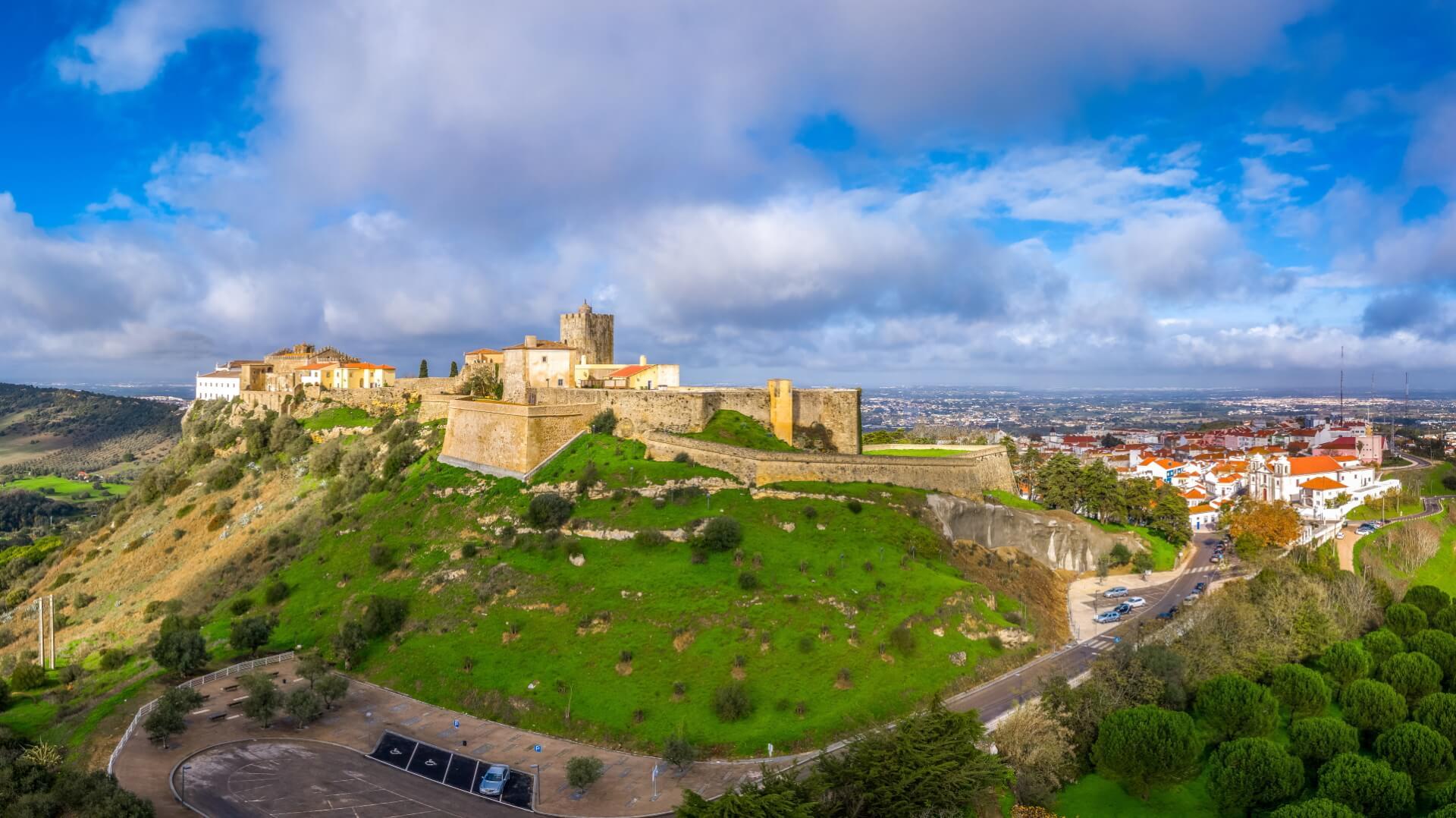 Pousada Portugal - Palmela castle