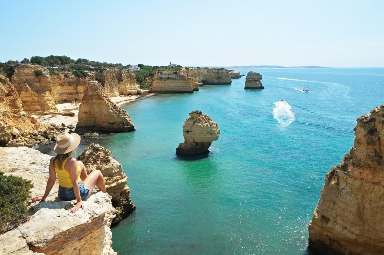 Fly drive zuid Portugal Algarve